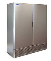 Шкаф холодильный глухой МХМ Капри 1,5М нержавейка