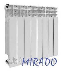 Радіатор біметалічний MIRADO 96/500
