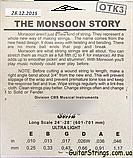 Струны Solid CR121046 Monsoon Copper Ultra Light 12-String 10-46, фото 2