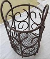 126059 Подставка для столовых приборов металлическая (axentia)