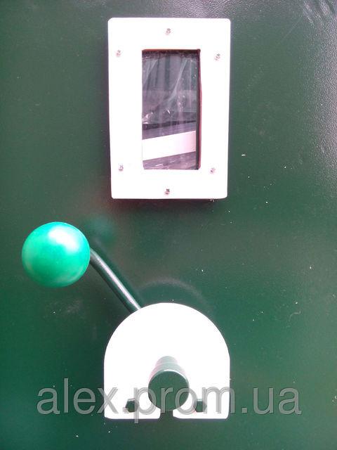 ручка загрузочного бункера сепаратора зерна