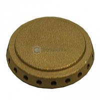 Рассекатель для газовой плиты латунный D=37mm (482000028383) C00104214