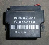 Блок управления накала свечей  Mercedes-Benz 007 545 98 32