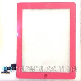 Тачскрин iPad 2 Pink complete