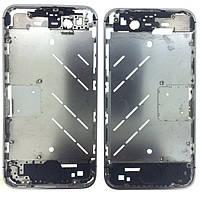Средняя часть iPhone 4S Silver