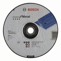 Круг Bosch вiдрiзний, Expert for Metal, вигнутий, 230Х2.5 мм.