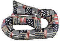 Подушка Maxi для беременных - Америка, (холофайбер)