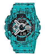 Спортивний годинник Casio G-Shock GA 110SL-3A