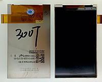 Дисплей Lenovo A300T/A360T/A385e/A218T