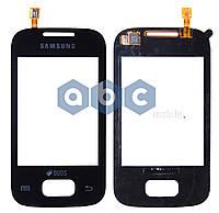 Сенсор Samsung S5300 Galaxy Pocket черный
