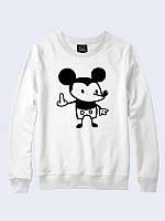 Женский Свитшот Bad Mickey