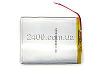 Аккумулятор 5000мАч 42103130 мм 3,7в универсальный для планшета 3.7v 4,2*103*130 (5000mAh)