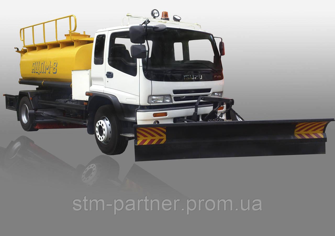 Гидрораспределитель на поливомоечную машину (гидравлический распределитель) - OOO <<STM PARTNER>> в Одессе