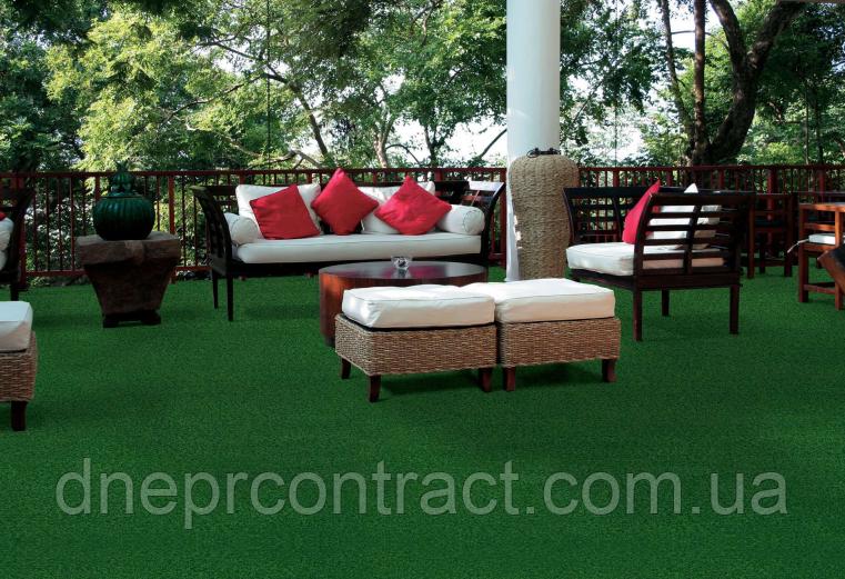 Искусственная декоративная ландшафтная трава 25 мм (Бельгия)