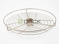 REJS Сетка центральная 450мм матовый никель Rejs
