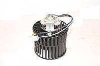 Электродвигатель отопителя (мотор печки) Газель с крыльчаткой новый образец,ВАЗ 2108 12В; 90Вт (пр-во Калуга)