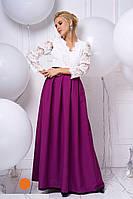 Длинная юбка в пол, фото 1