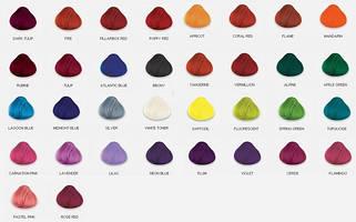 Directions цветная краска