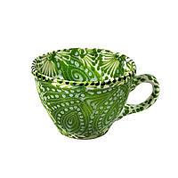 Чашка керамическая 500 мл (ручная работа)