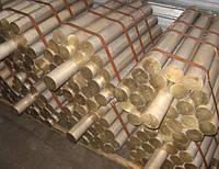 Пруток бронзовый БрБ2 Ф45, 50, 55, 60, 65  порезка доставка купить цена