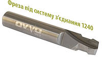 Фрези OVVO - для верстатів CNC