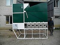 Аэродинамический сепаратор ИСМ-200