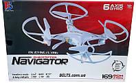 Дрон с камерой Quadrocopter Navigator 169V на радиоуправление, фото 1
