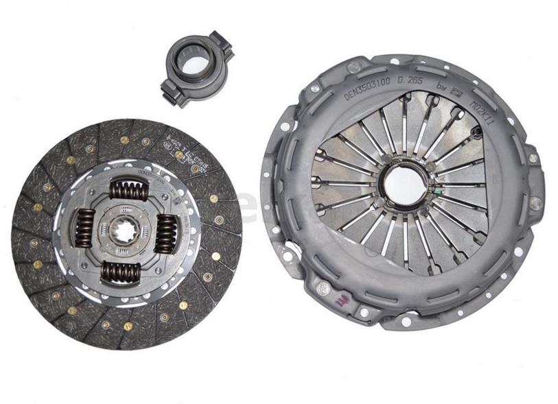 Сцепление в сборе 267mm K2051 Iveco Daily 35-10, 35C, 35S (2994018)