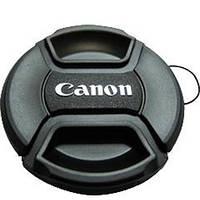 Крышка для объектива Canon 72mm (с шнурком)