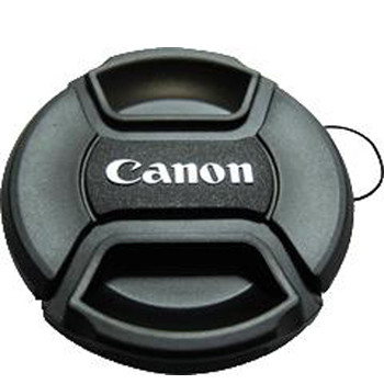 Крышка для объектива Canon 49mm (с шнурком)