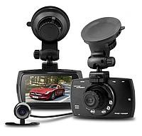 Видеорегистратор G30 2 камеры FullHd hdmi