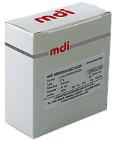 Мембранний фільтр дисковий, нітрат целлюлоза, стерильний, діаметр 47 мм, 0,45 мкм, 100 шт./пак.