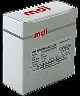 Мембранний фільтр дисковий, нітрат целлюлоза, стерильний, діаметр 47 мм, 0,8 мкм, 100 шт./пак.