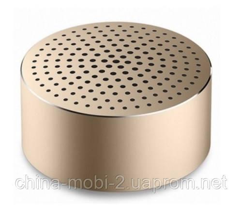 Портативная колонка Xiaomi Mi Portable Gold