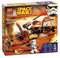 Конструктор Bela серия Space Wars 10370 Дроид поддержки (аналог Lego Star Wars 75085)
