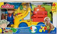 Игровой набор Каю и грузовик Cаillou в ассортименте 400-CA-007