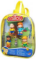 Набор мультгероев в рюкзачке Каю Cаillou 400-CA-044
