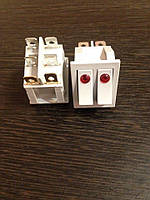 Кнопка переключатель XUNMA XM1-23 250V 16A T125/55