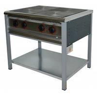 Плита промышленная электрическая без духовки Арм-Эко ПЕ-4Н Економ
