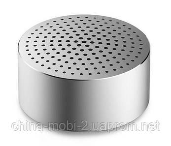 Портативная колонка Xiaomi Mi Portable Silver, фото 2