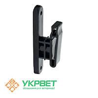 Изолятор для лент, защёлкивающийся механизм, вкручиваемый до 40 мм, коробка 40 шт