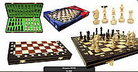 Шахматы 1004 Royal коричневые , фото 1