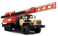 Гидрораспределитель на бурильно-сваебойную машину БМ-811 / БМ-811М (гидравлический распределитель)