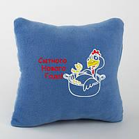 Подарочная подушка с надписью Sytnogo novogo goda в расцветках, фото 1