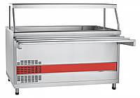 Прилавок холодильный ABAT ПВВ(Н)-70КМ-03-НШ
