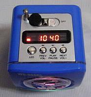 Портативный MP3 плеер WS908RL с LED подсветкой