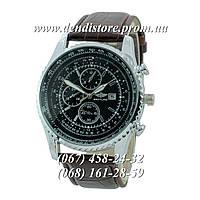 Часы Breitling Navitimer 7810 Brown-Silver-Black