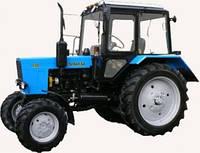 Техническое обслуживание трактора Беларус