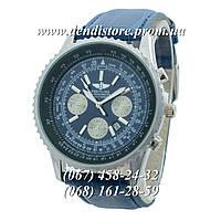 Часы Breitling Navitimer 01 Quartz Blue-Silver-Blue