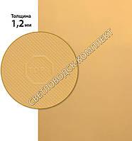 Резина подметочная ТОПИ, TOPY original, р. 400*600*1.2мм, цв. бежевый